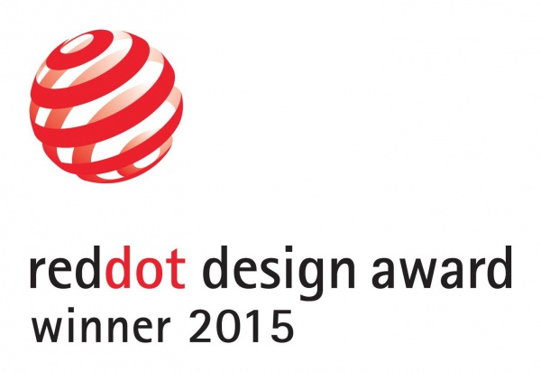 Red Dot winner 2015